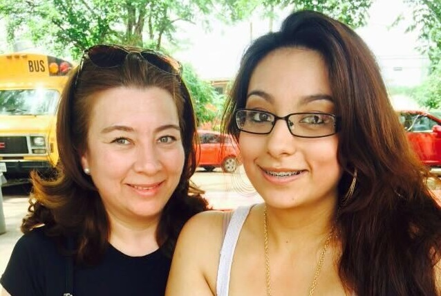 Martha Vasquez, pictured with her mother, has benefitted from GL's women empowerment projects. With the pro bono development of her cleaning service website, Martha has gone from 2 to 14 clients, and she now has 3 women on her team.