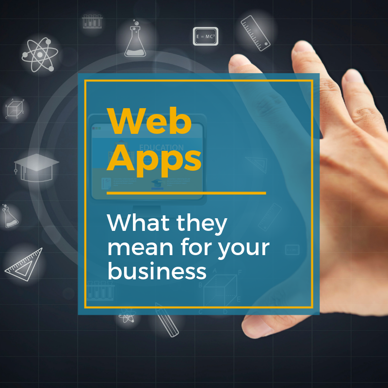 what web apps mean for your business