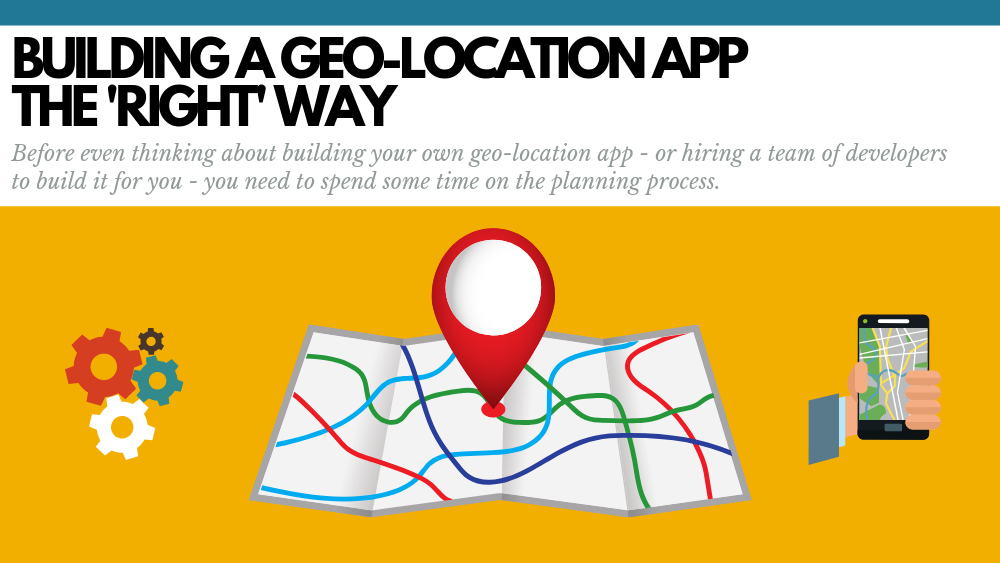 building a geolocation app