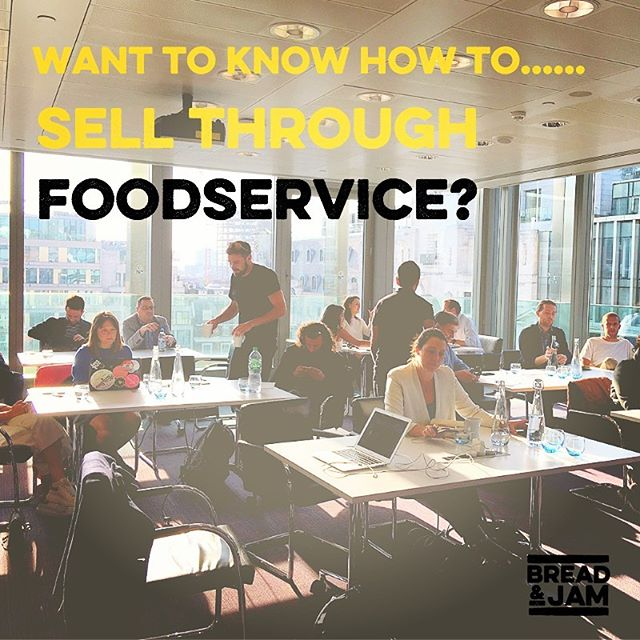 We hope you're taking a chance to relax over the weekend 😎but if you are planning the week ahead 🤓and you're a foodpreneur with a product that's suitable for a foodservice but you simply don't know where to start 🤔then take a moment to get yourself booked onto out our next evening class (final few tickets lefts) all about entry, growth and sustainability titled 'mapping out the world of foodservice workshop'. . 🙌 .  Our guest of honour and expert on all things foodservice is Dan Head, Head of Foodservice group Visionry Ltd👍With extensive Foodservice experience; Dan has worked, and been instrumental in brands who have experienced significant growth in the sector. We guarantee you an evening that's super specific and super intimate, hence the limited spaces, so you can really make the most of Dan's business brain to get the answers you need. 🎫 .  Get yourself a ticket either via the link in our bio OR just hit our 'get tickets' button on our profile and we look forward to seeing you there! . . .  #eveningclass #foodservice  #startups  #foodiesofinstagram #bjf19 #foodbusiness #food #entrepreneurlife #foodies #foodstagram #ocado #foodentrepreneurs #foodentrepreneur #startup #startups #instafood #startup #smallbusinesssupport #businesssupport #entrepreneurinspiration #business #creativeentrepreneur #workshop #eveningclass  #foodie #foodiegram #onlinesupermarket #foodretail #foodretailers
