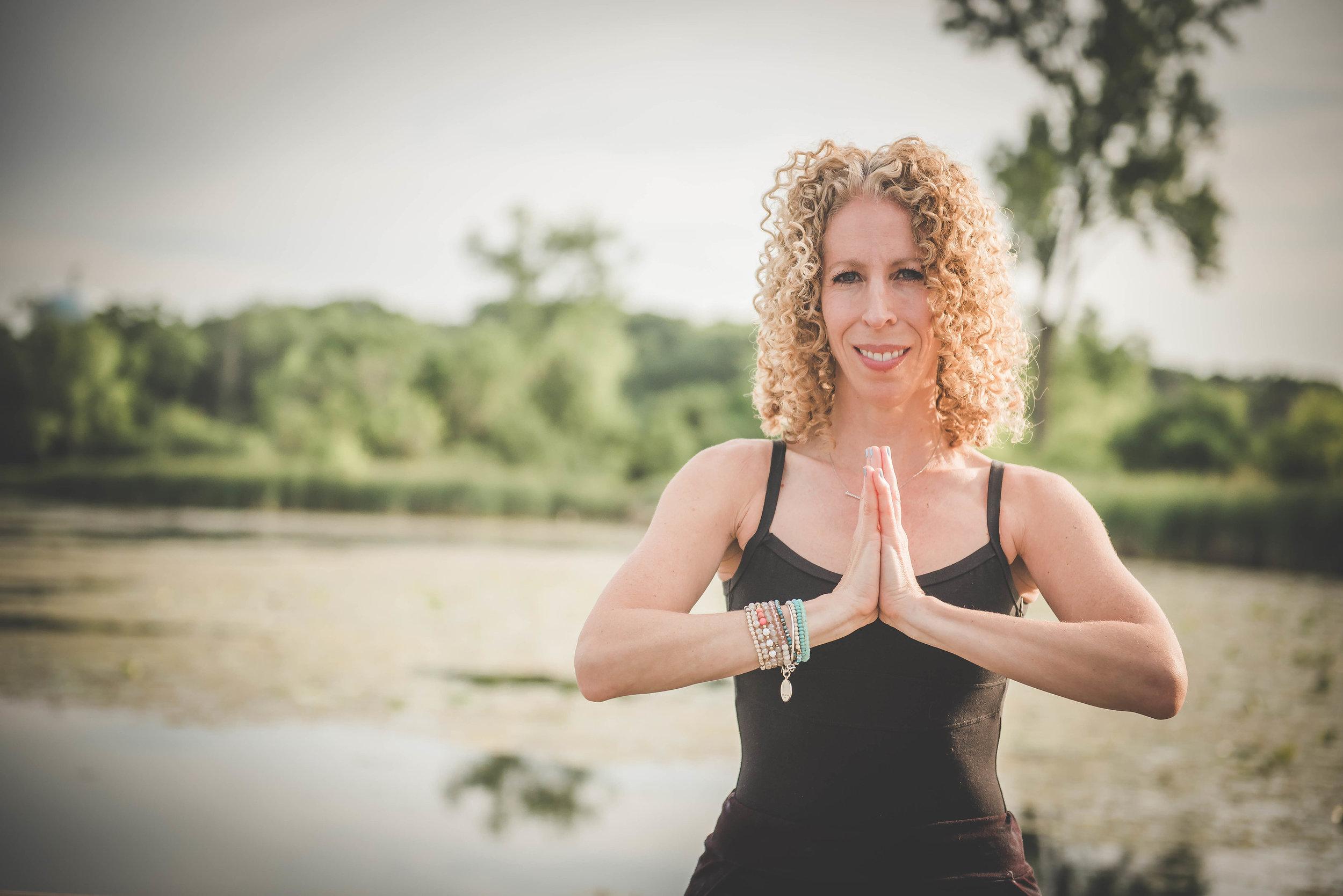 Resident Yoga Teacher