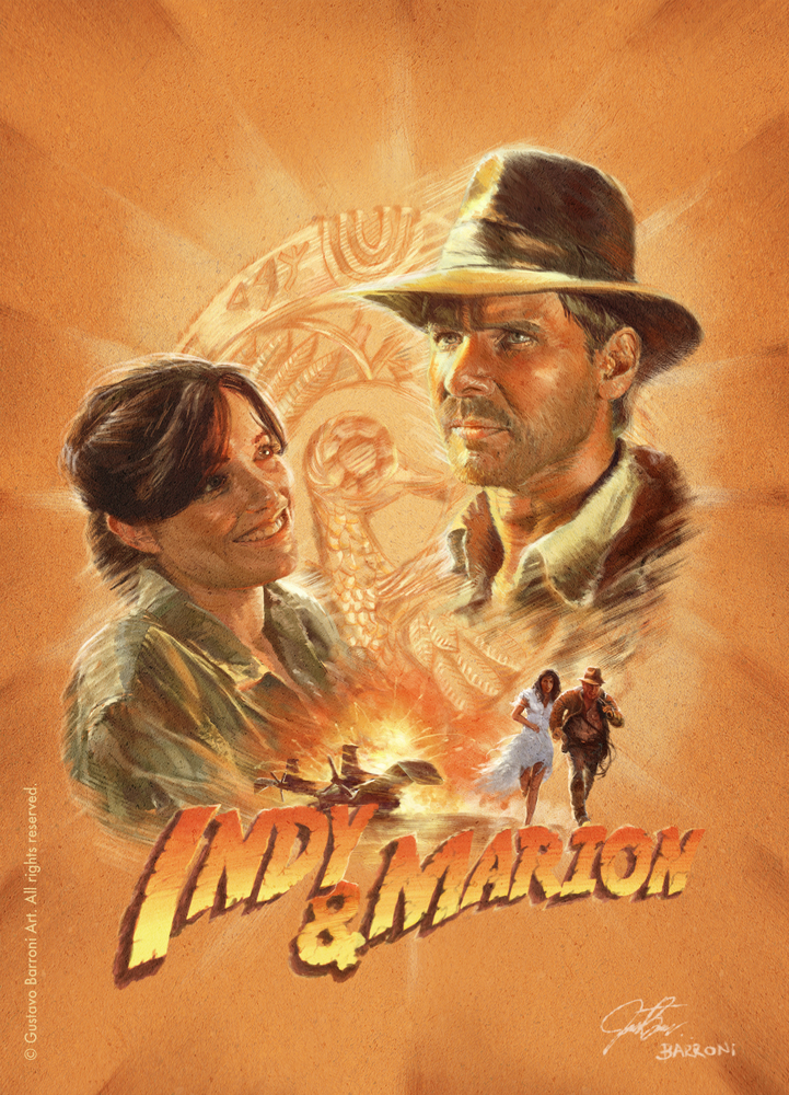 Indiana Jones & Raiders of the Lost Ark