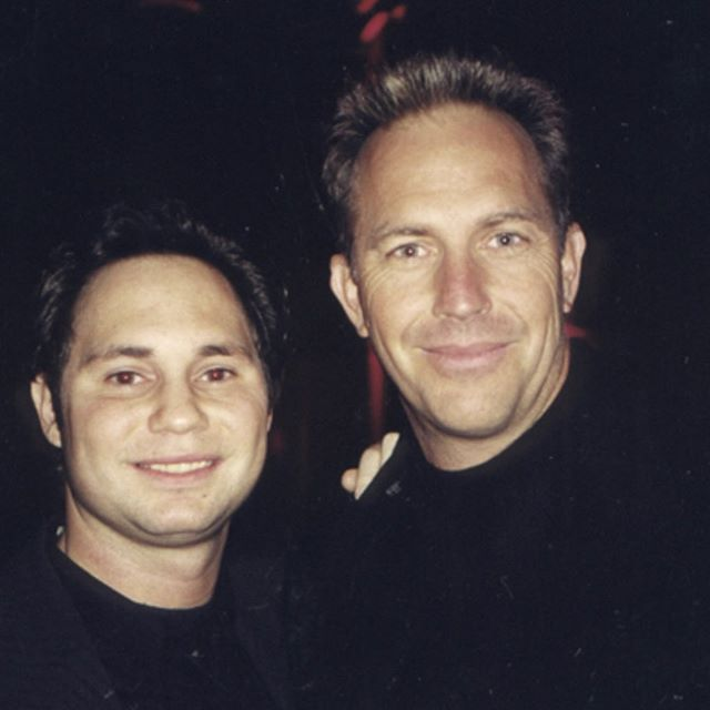 Digging deep in the archives w/ Mr. Yellowstone himself #KevinCostner @kevincostnermodernwest. #SummerBlockbuster