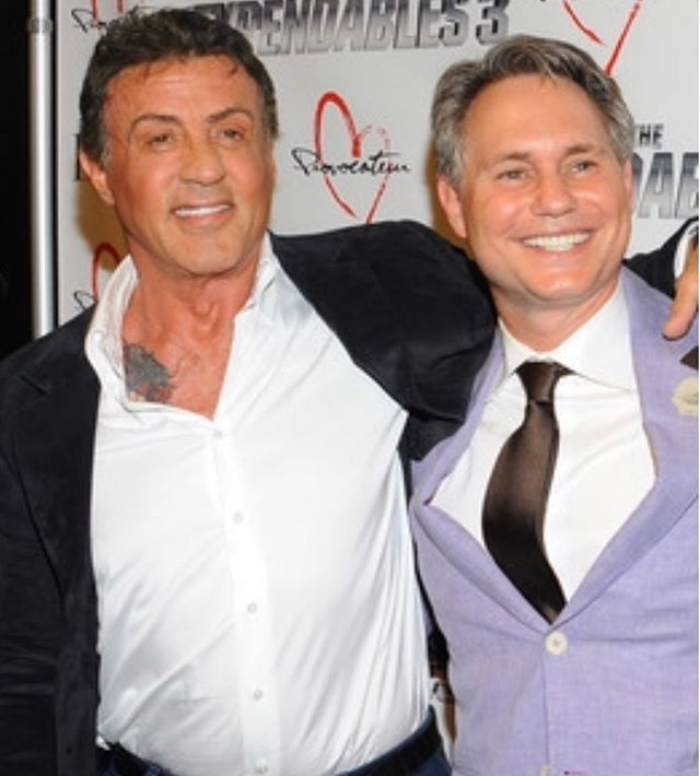 #HappyBirthday to one of the greatest people I have ever known. @officialslystallone #SylvesterStallone #Legend