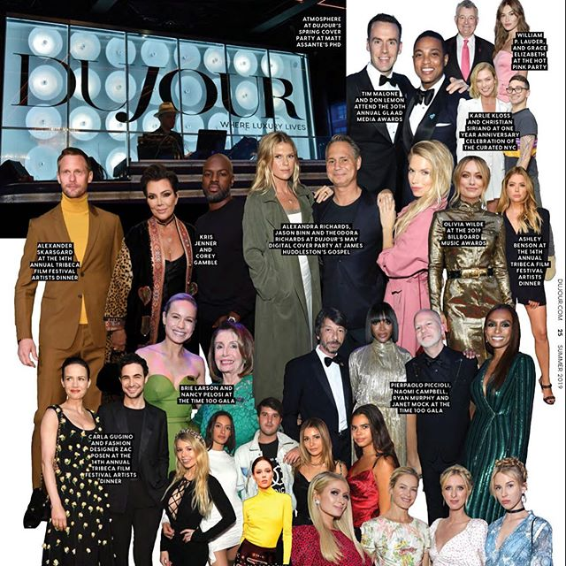Did you make @DuJourMedia this month!  #BinnShot #Getty #DuJourMagazine #DuJour #ExclusivelyDuJour #DuJour #BinnShots @coreygamble @speakerpelosi @csiriano @krisjenner @officialalexandrarichards @theodorarichards @gospeltribe @jameshuddlestonnyc @alexsteigrad @orwpl @jasonbinn @dujourmedia @zacposen @carlagugino @ashleybenson