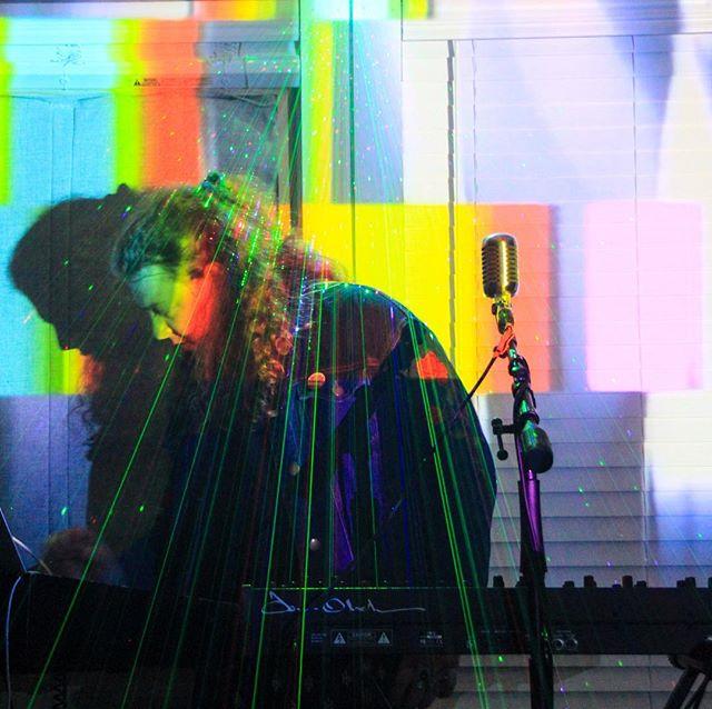 More #grandopening rager 📸 by @jasonnmann feat. @__llora__  and the mastery of @cinema.av #recordingstudio  #newmusic
