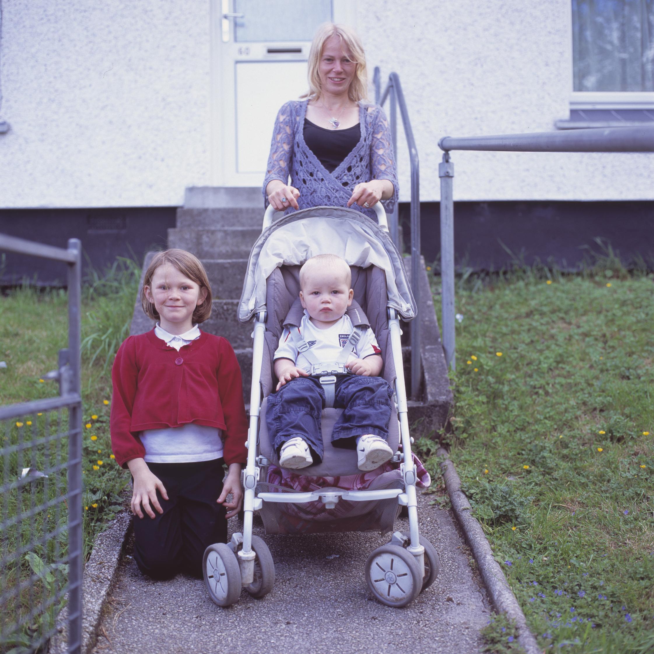 Benefit Baby: Penryn, Cornwall.