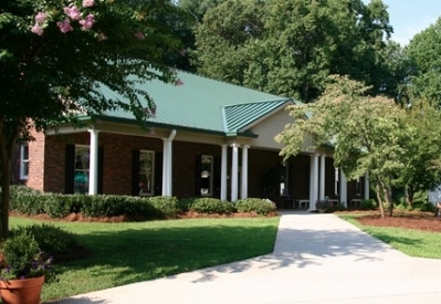 MAIN CAMPUS - Elementary and middle school classrooms, main office, and gymnasium are located at this campus.