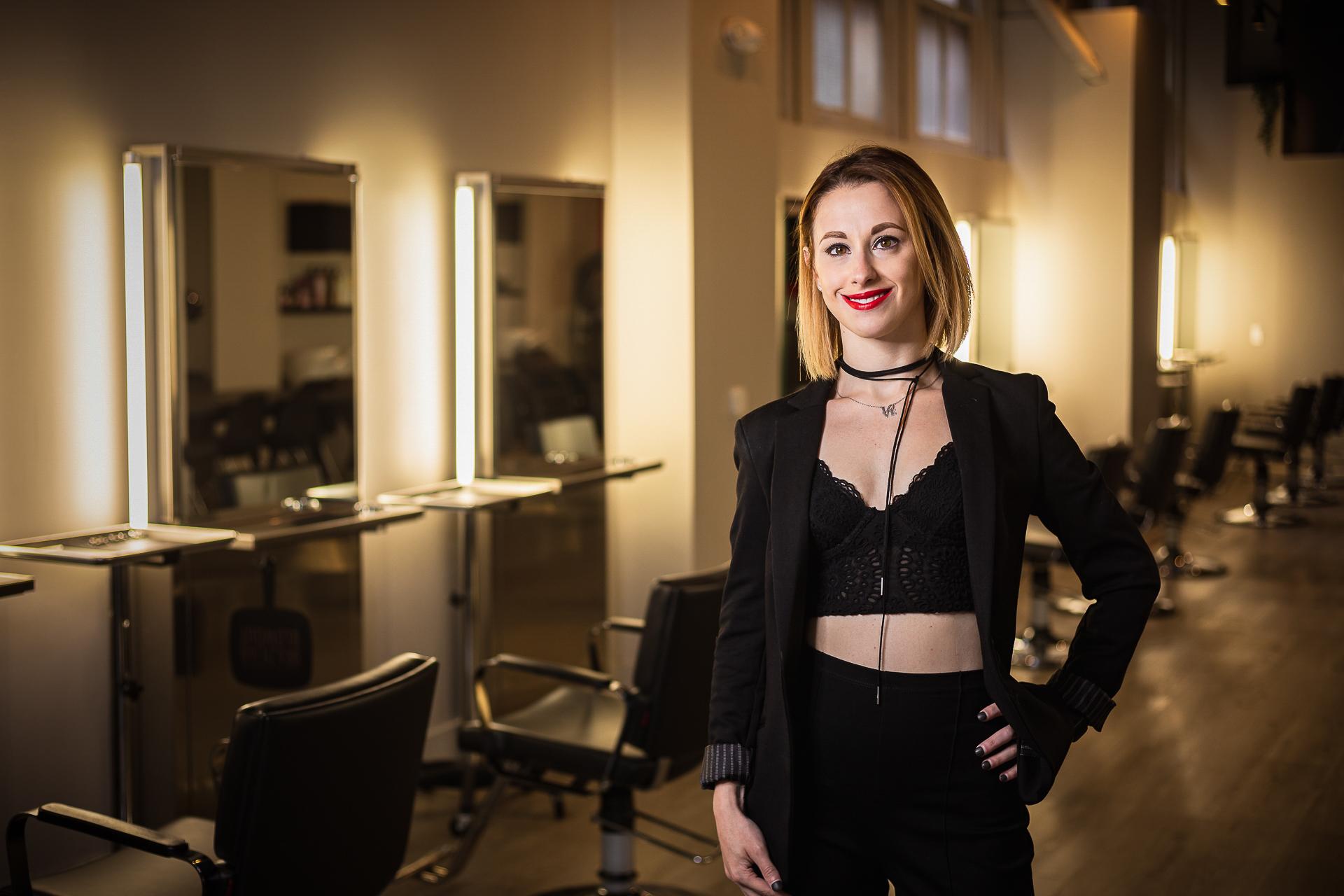 Alexis   Owner | Master Stylist | Platform Artist