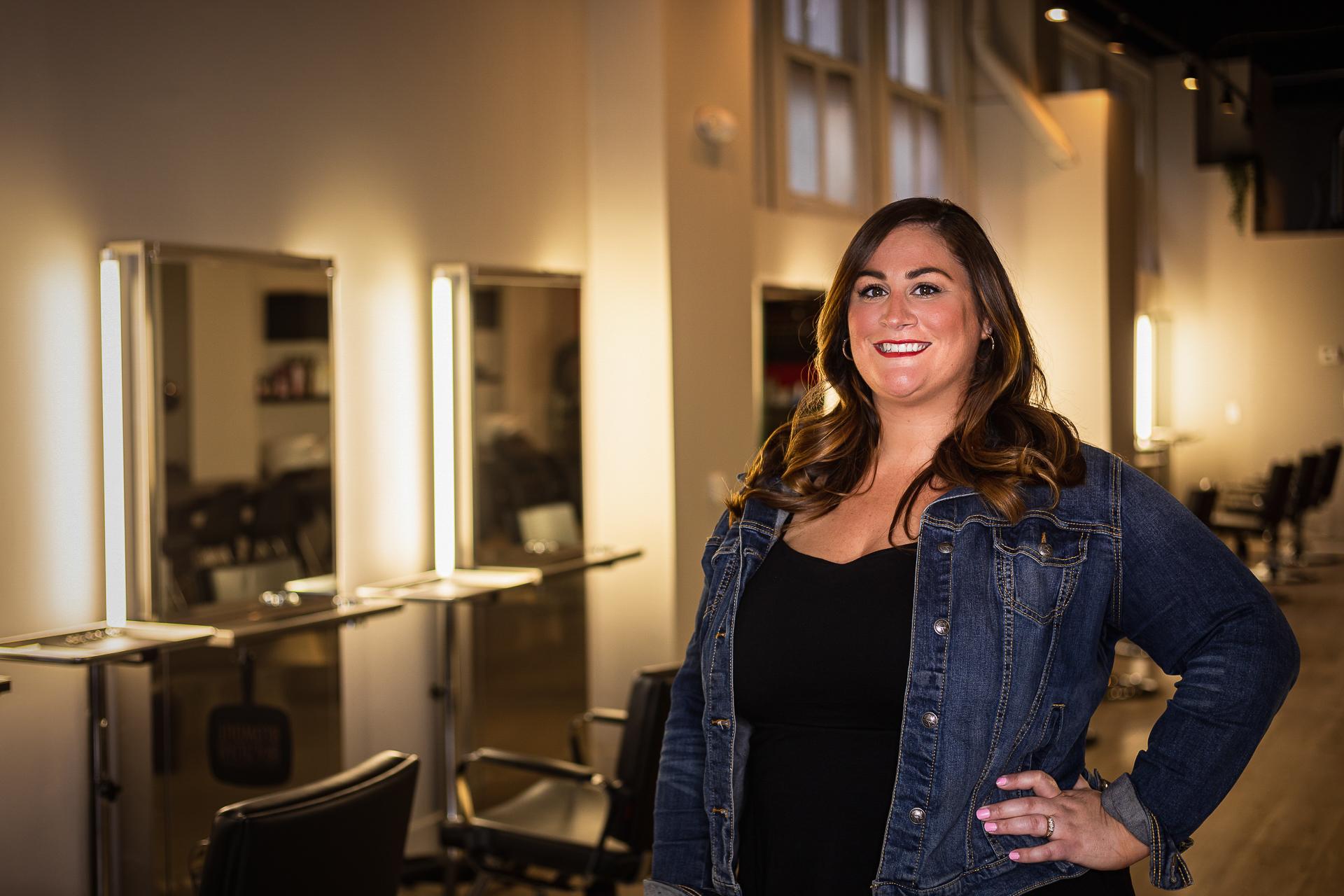 Jessica   Salon Coordinator