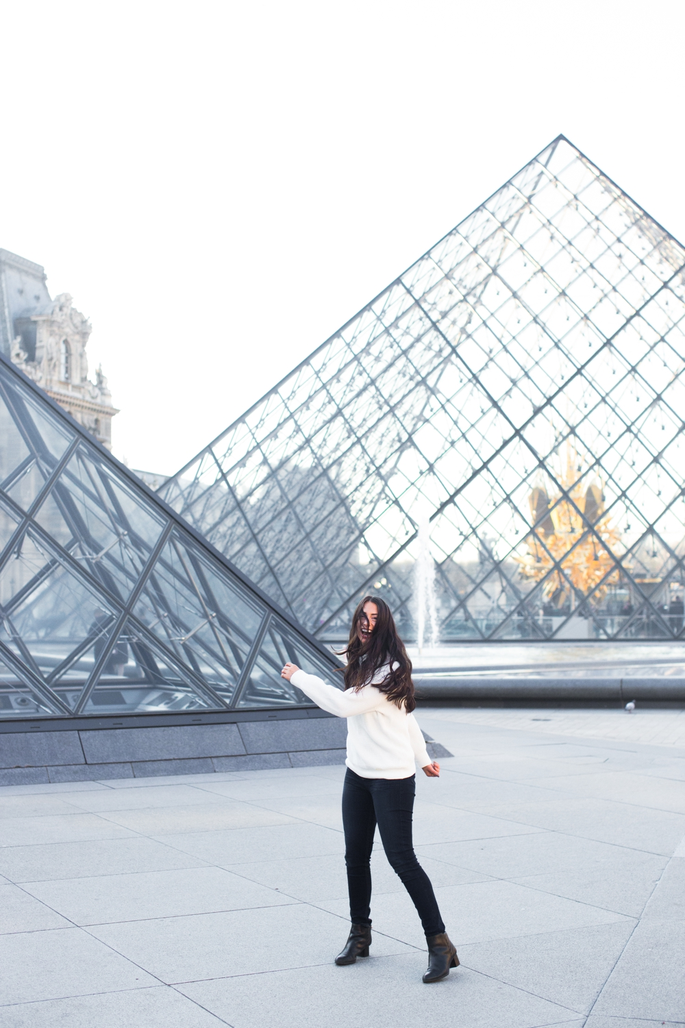 Places to use your brand photography Sarah DeShaw The Lourve Paris France.jpg