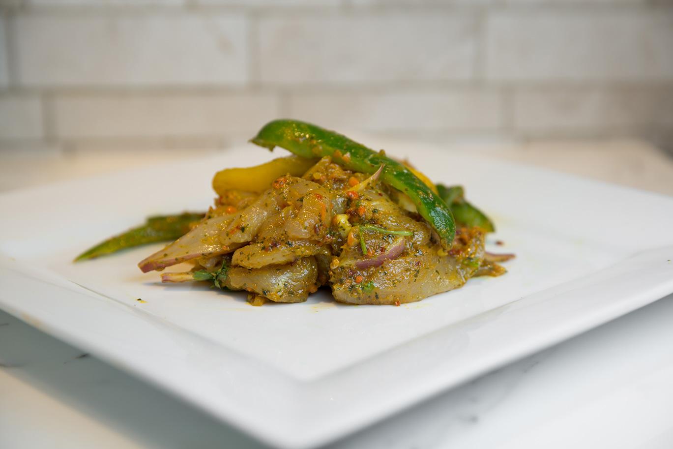 Bombay Chicken Stir Fry