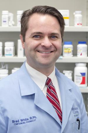 Pharmacist Brad White R.Ph.