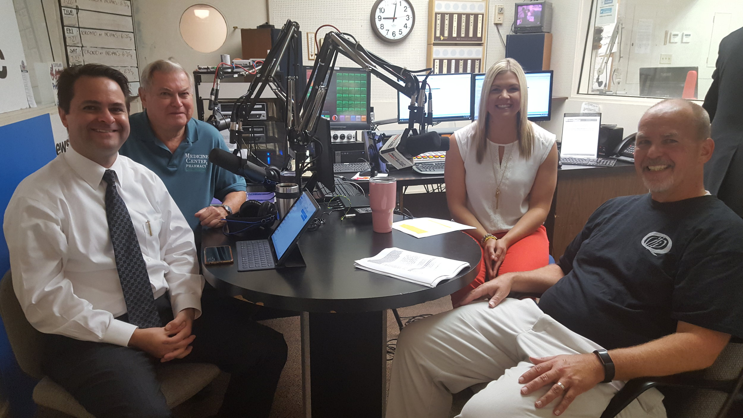 CommQuest's President and CEO Keith Rochadel and Fund & Business Development Coordinator Sara Stone discuss the opiate and heroin epidemic
