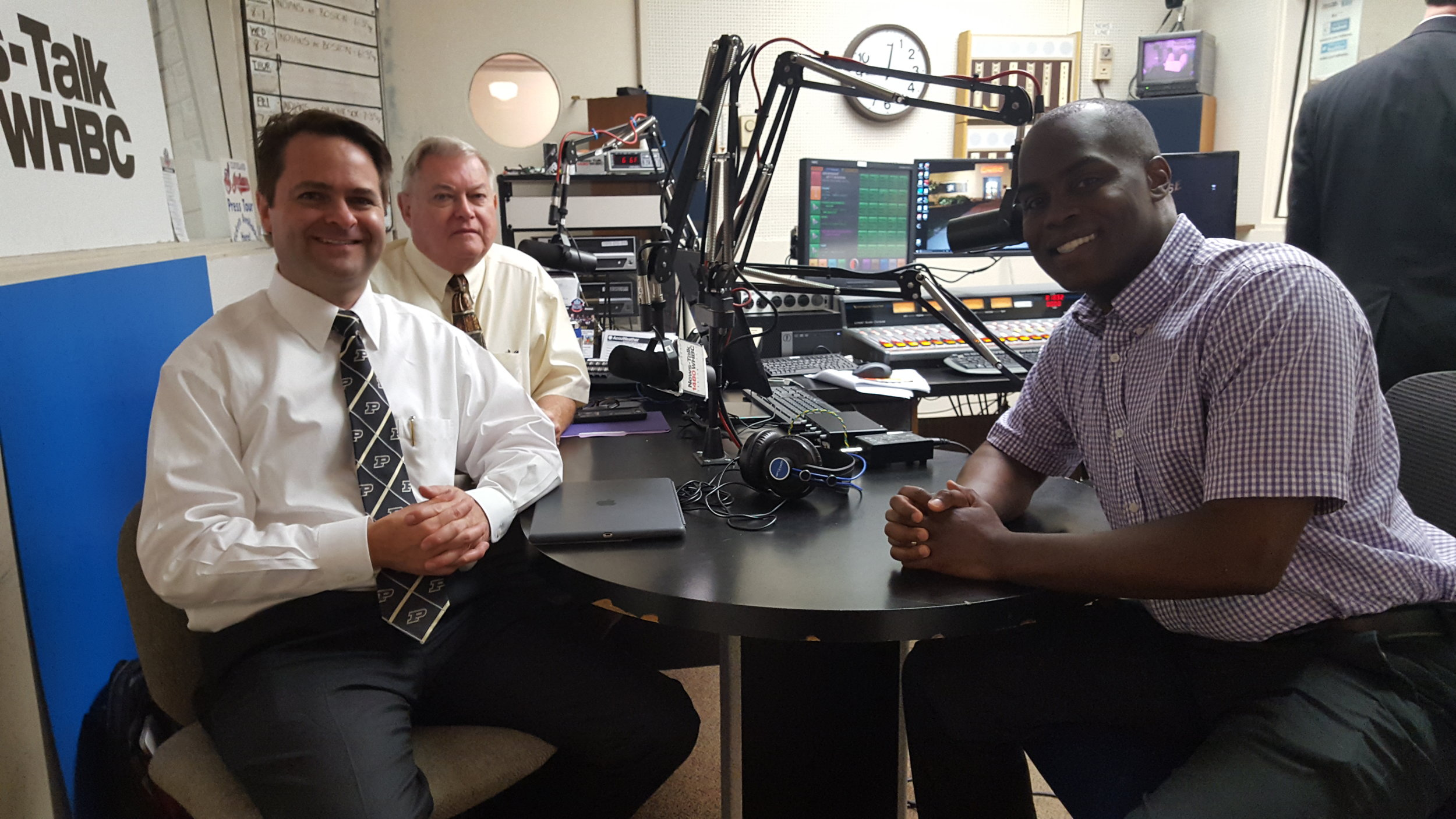 Health Matters hosts and pharmacists, Brad White and Paul White discuss general dentistry with Dr. Brian Amison of Amison Dental Group.