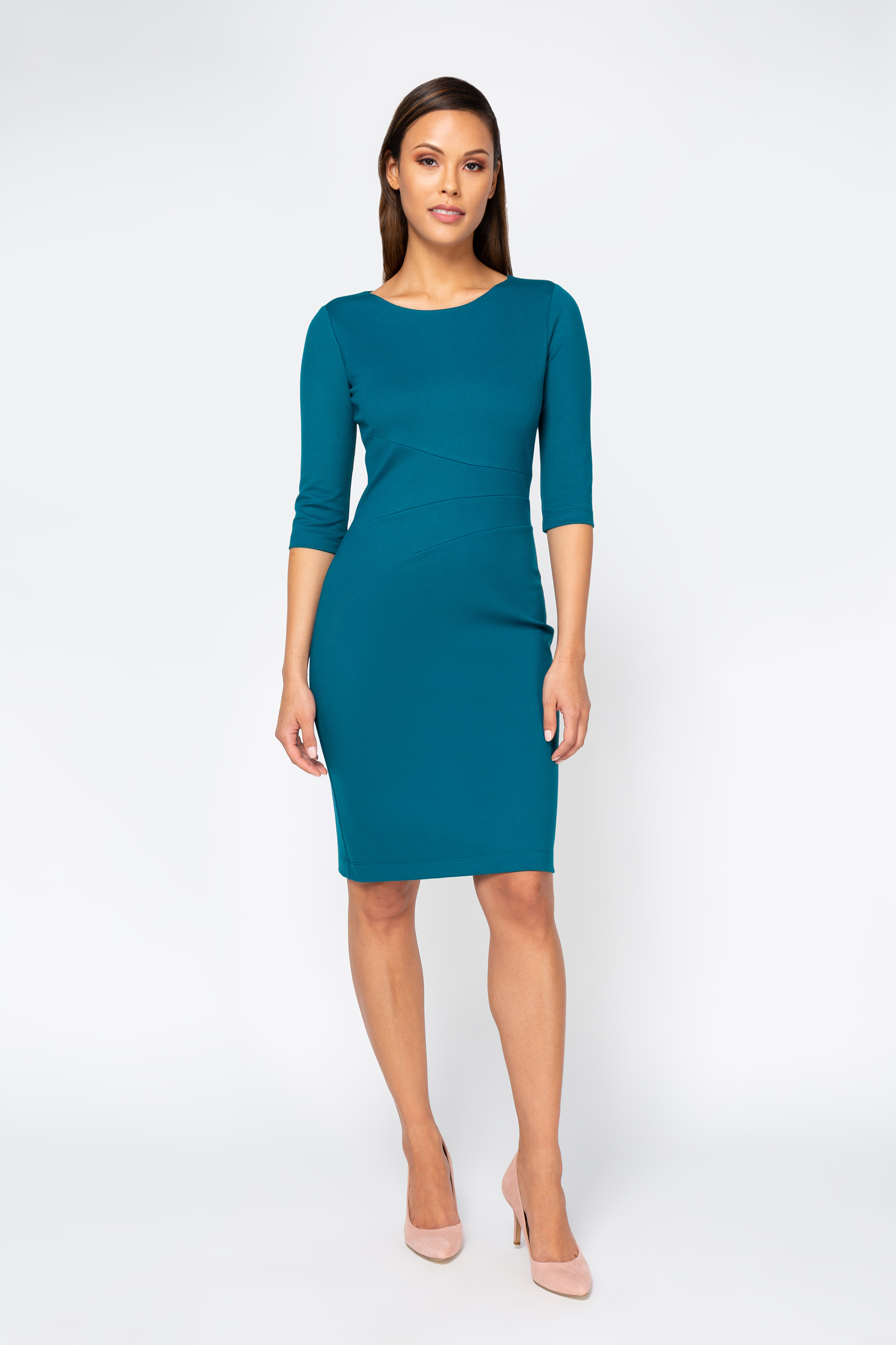 Nora EvelynDress Teal - Get Yours Here