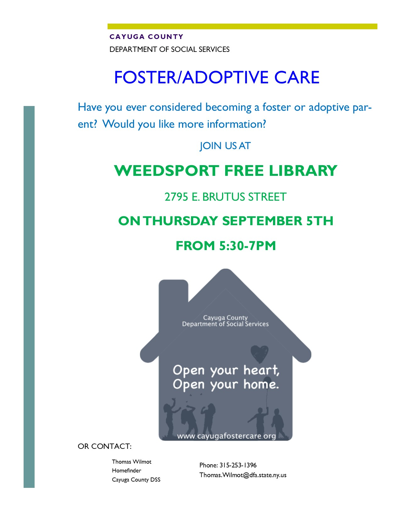 Weedsport Free Library poster.jpg