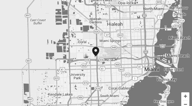 MIAMI   1661 NW 79th Avenue  Doral, FL, 33126  Office (888) 477-3370