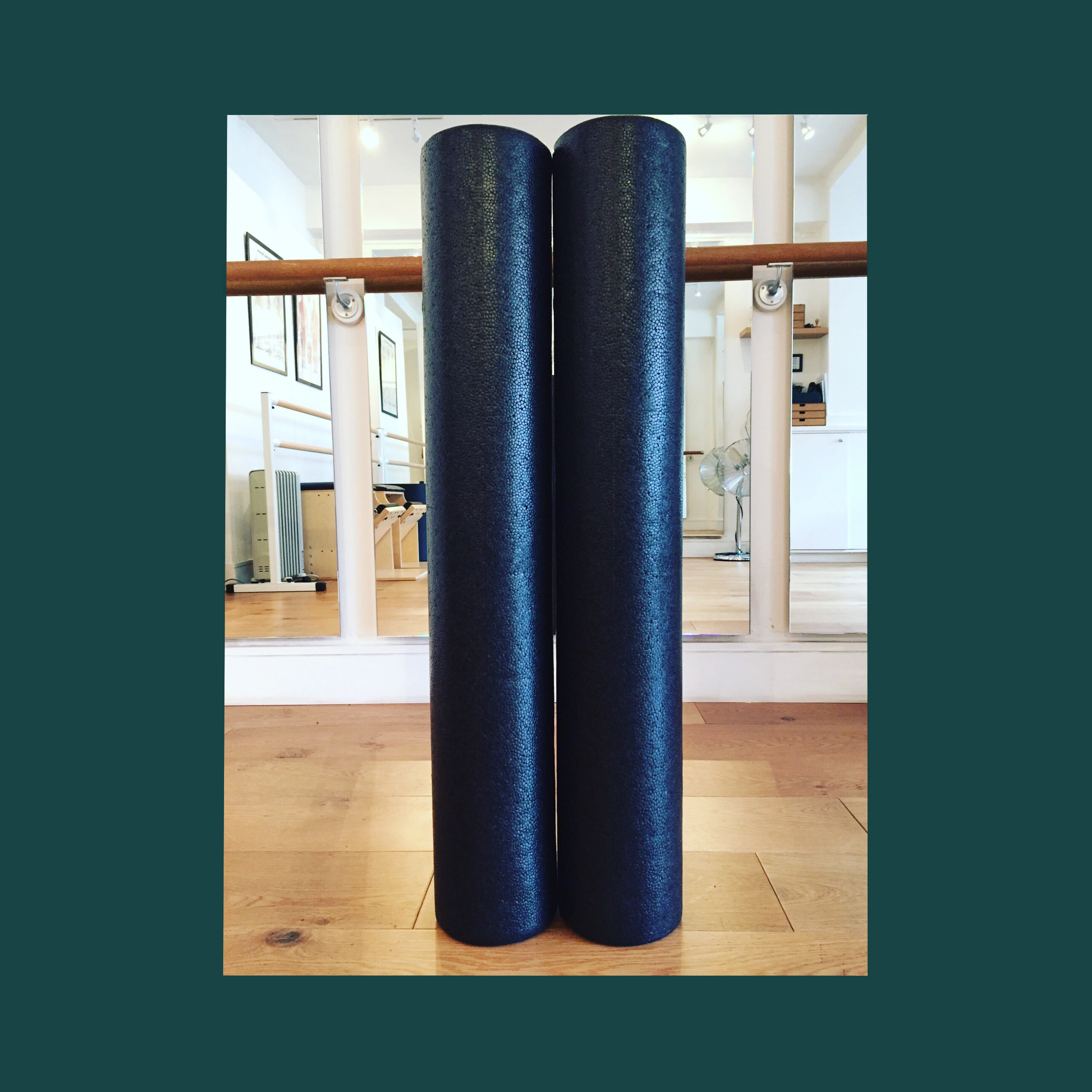 Foam Roller   Balance, align and unwind on a foam roller...     £30.00