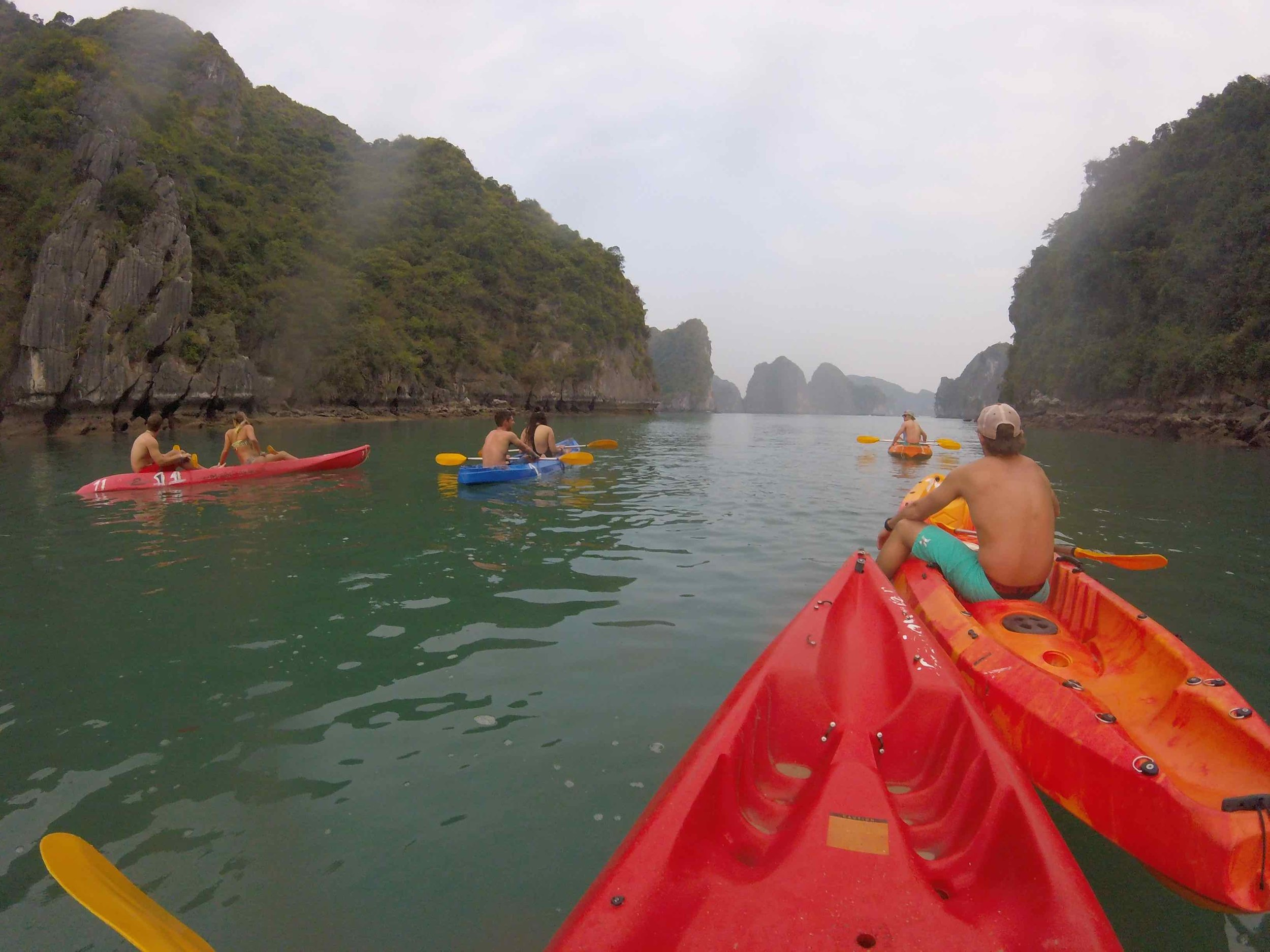 Karst Limestone cliffs by kayak copy.jpg
