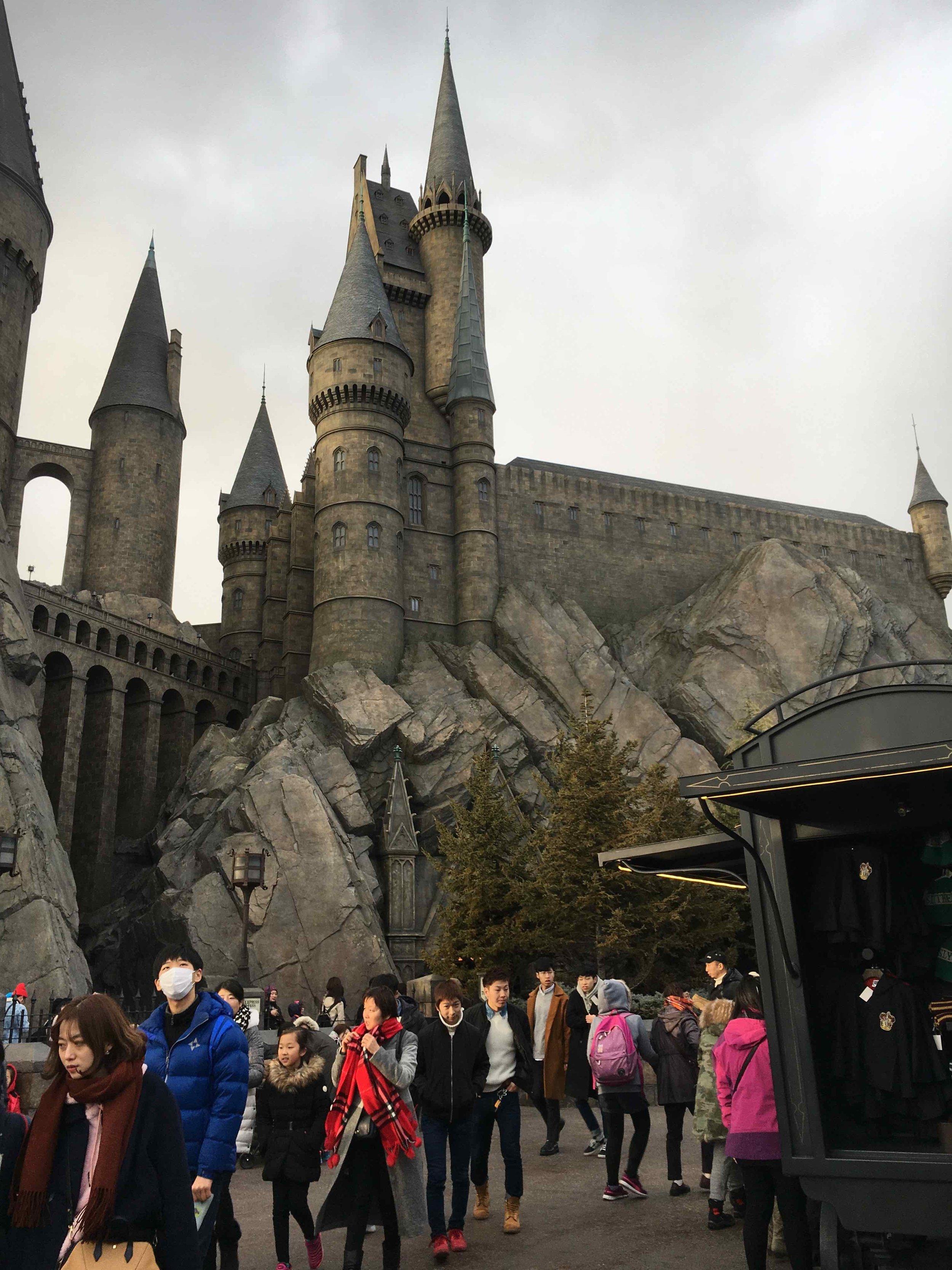 Harry Potter Area in USJ.jpg