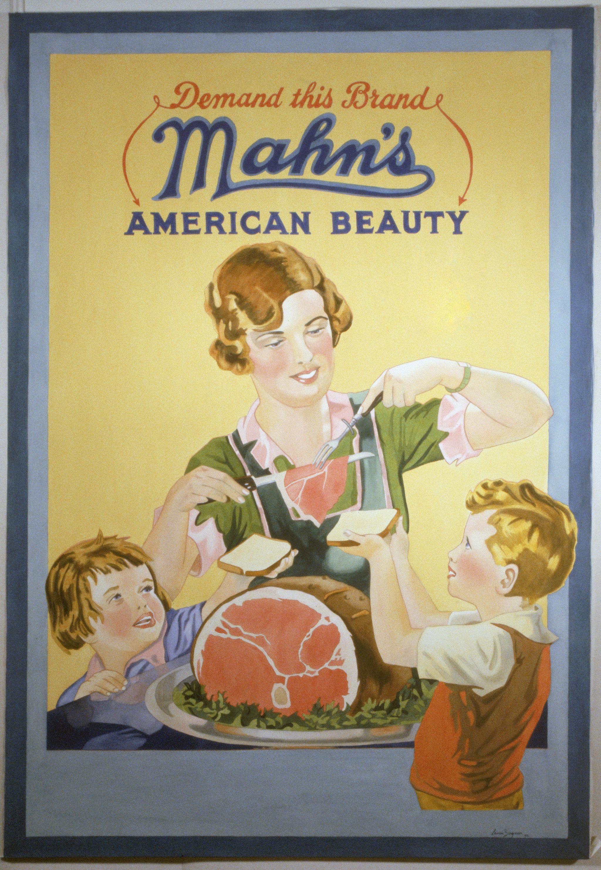 Mahn's American