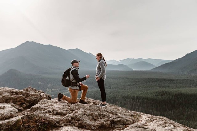 An absolute dream @lovelightweddingphoto shoot this week. A huge congrats to Kyle and Michelle who can from Indiana to get engaged against a panoramic backdrop of #pnw natural beauty. #pnwonderland #pnwphotographer #adventureelopementphotographer #adventureelopement #adventurebride #pnwelopementphotographer #pnwelopement #seattleweddingphotographer #seattleweddingphotographer #pnwwedding #seattlephotographer #washingtonelopement #wanderwashington