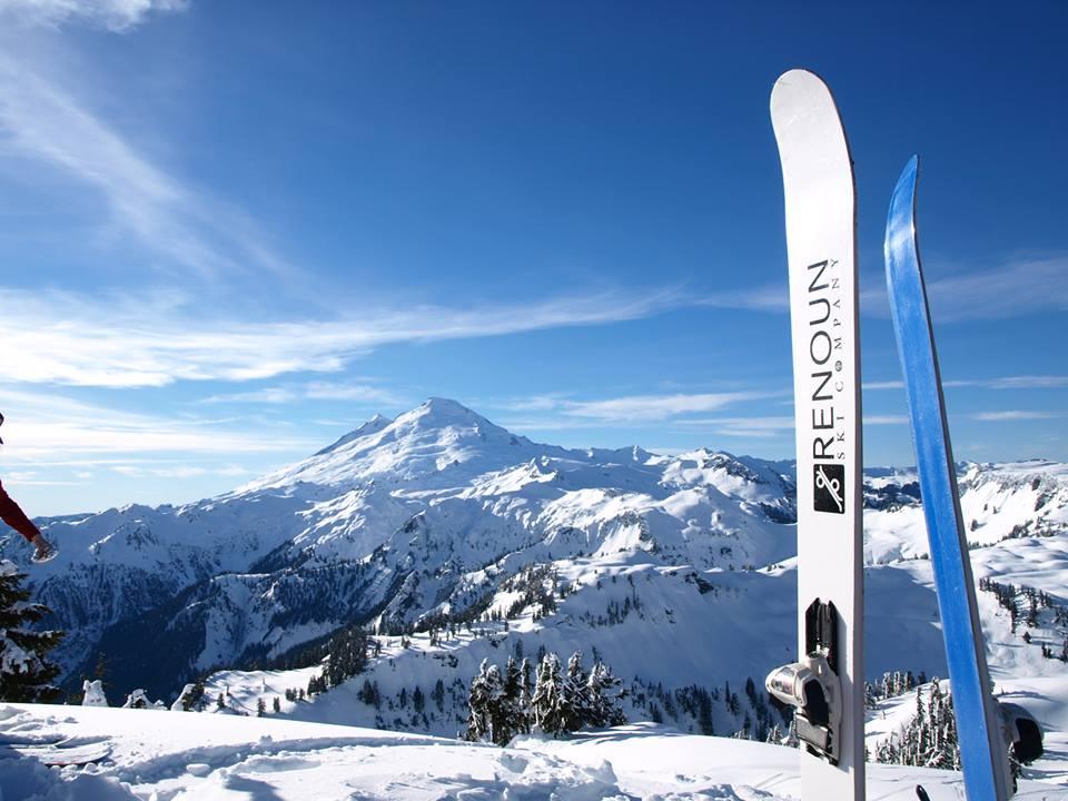 Handmade skis - renoun Skis