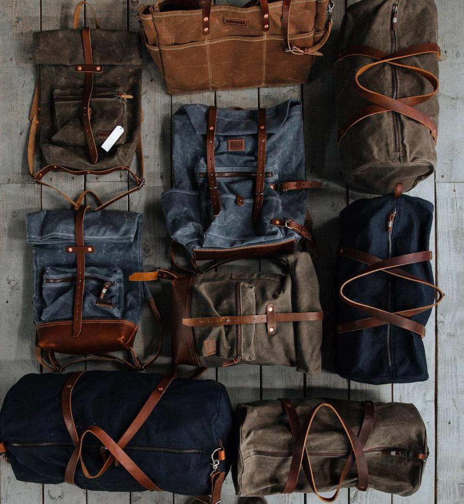 Bradley mountain bags