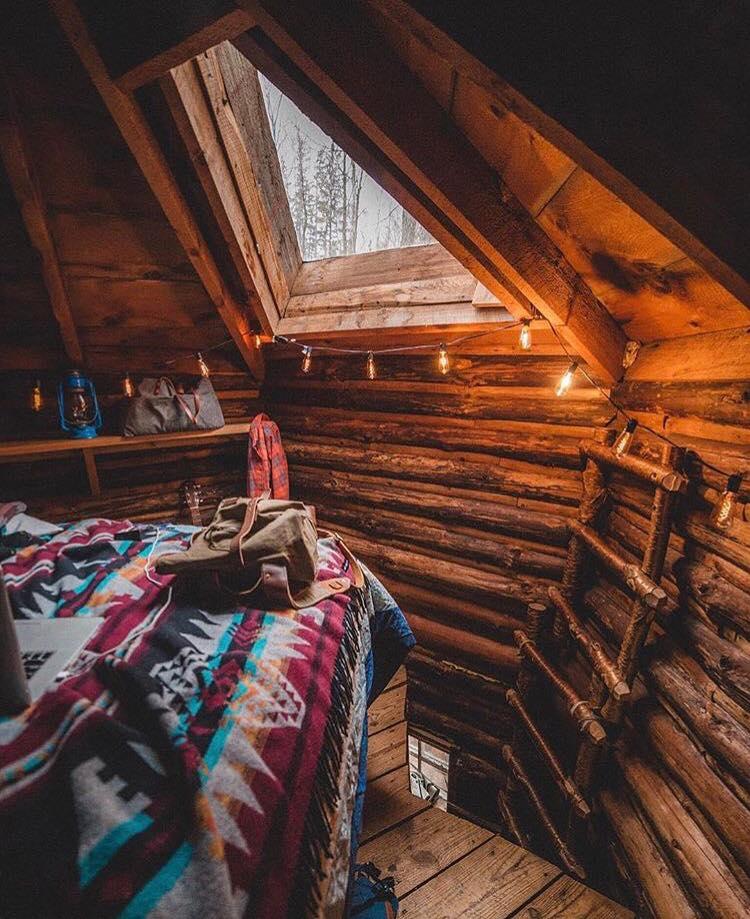 Sackcloth & ashes Cabin