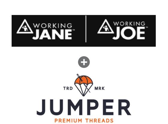 Working Joe + Jumper Threads