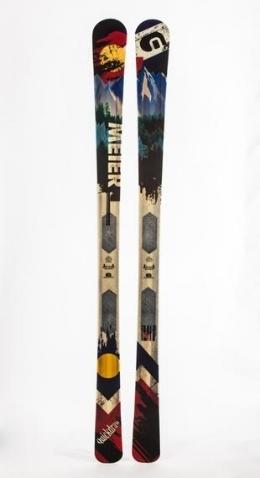 Quickdraw Meier Skis