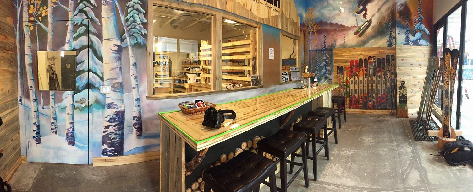 Meier Skis Bar