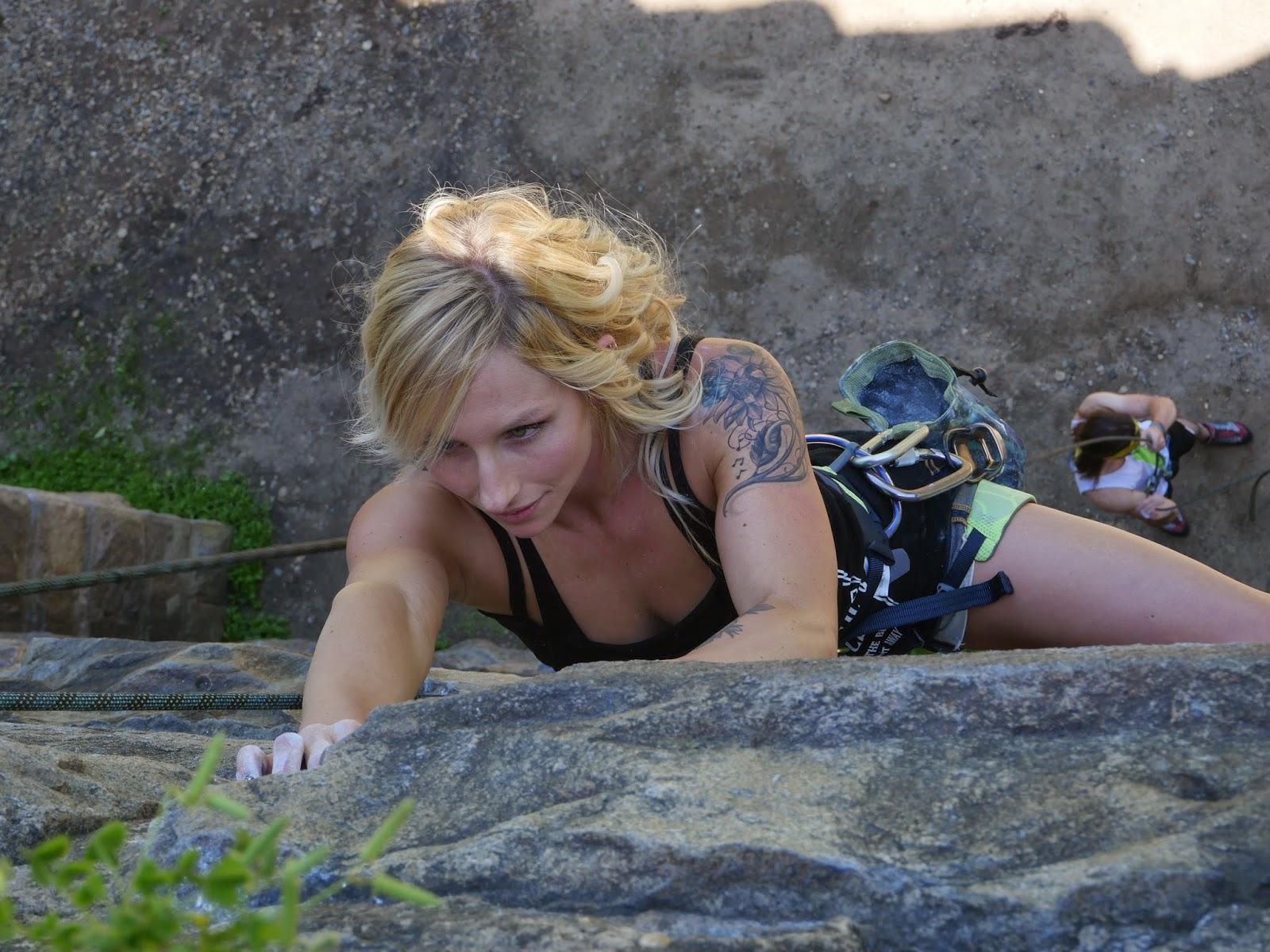 Static Climbing Taylor Carpenter