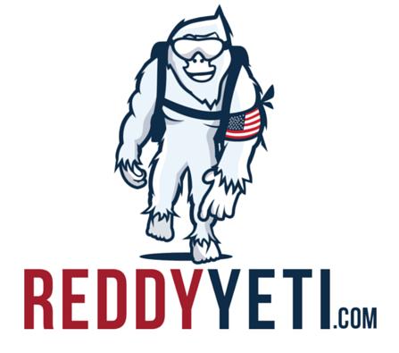 The ReddyYeti Logo