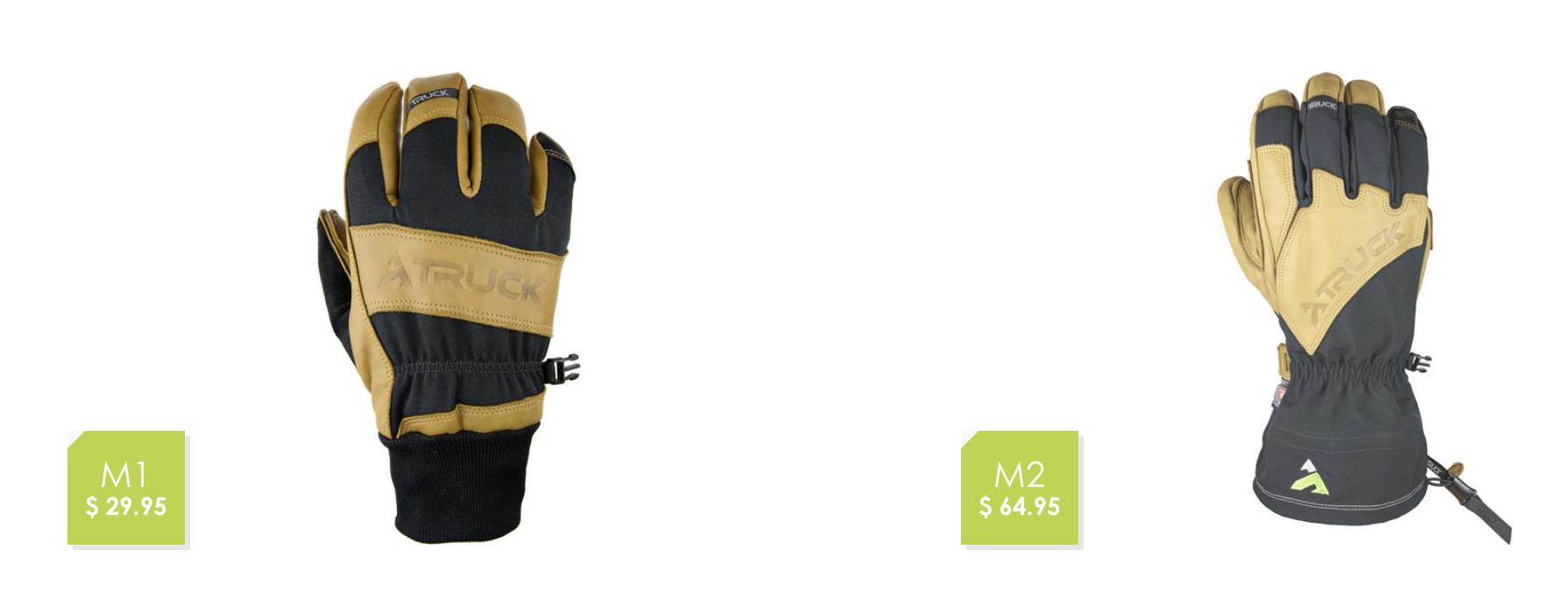 Truck Gloves M2