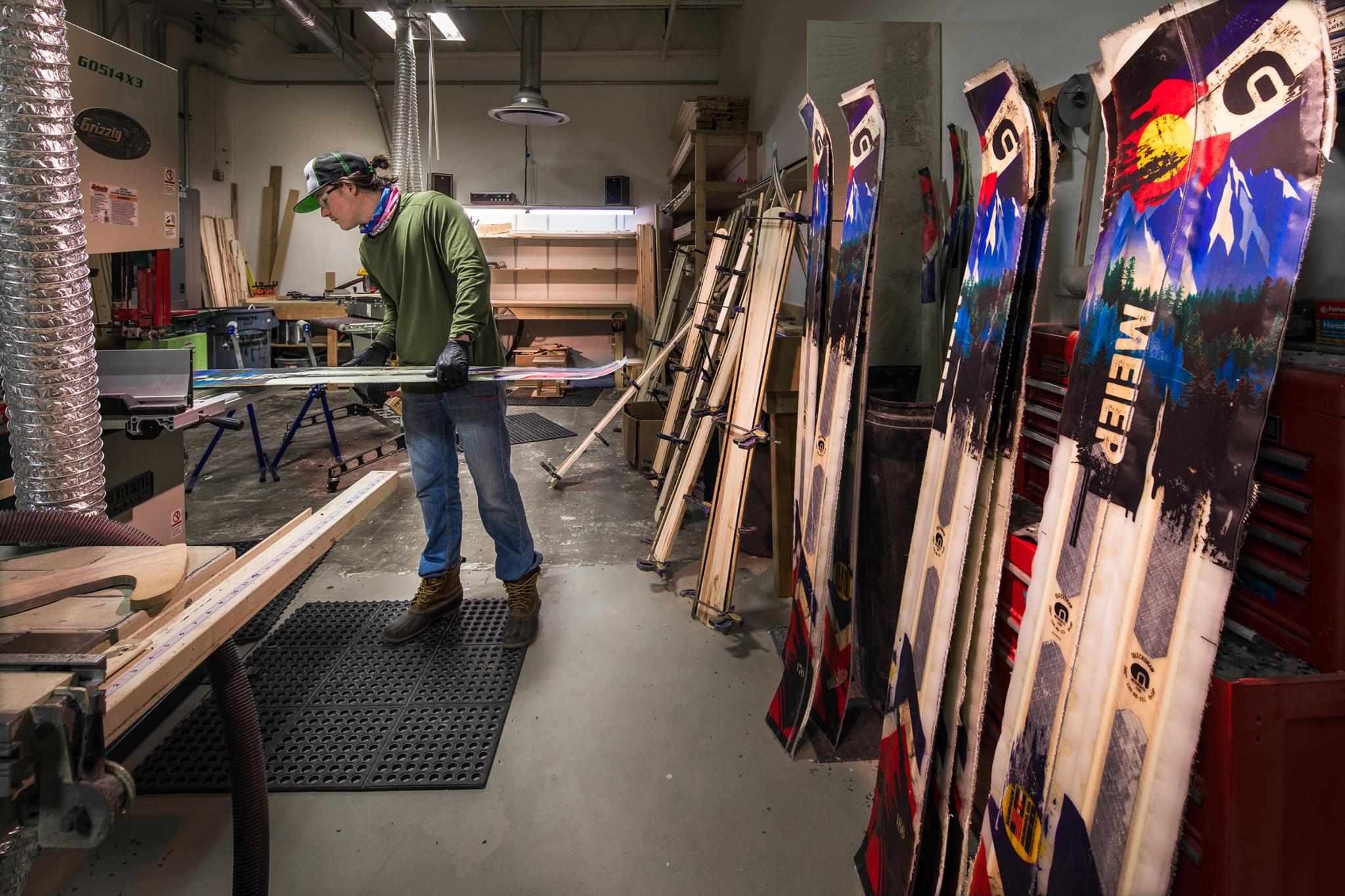 Best Ski Brands Meier Skis