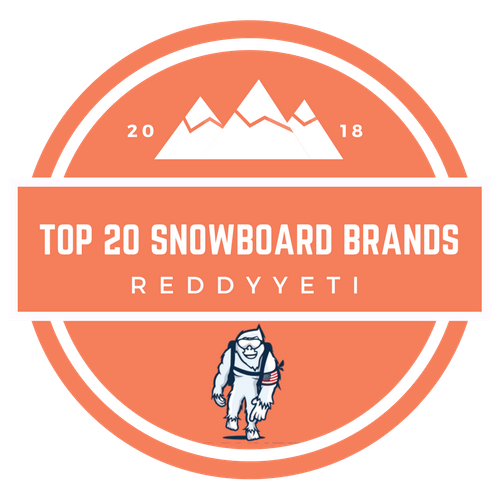 ReddyYeti best Snowboard brands
