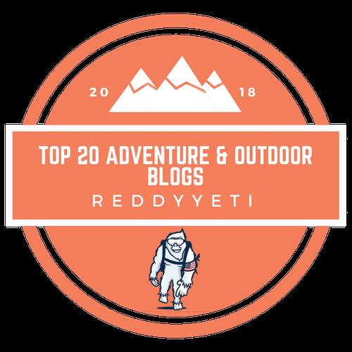 Top 20 Adventure & Outdoor Blogs