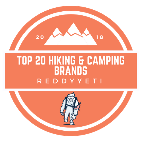 Top 20 Hiking & Camping Brands