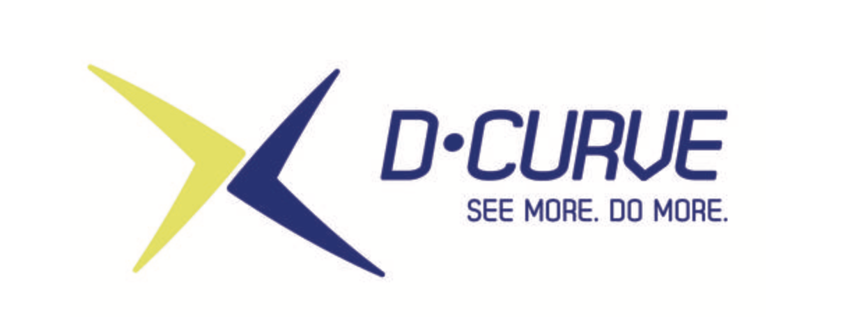 D-curve logo