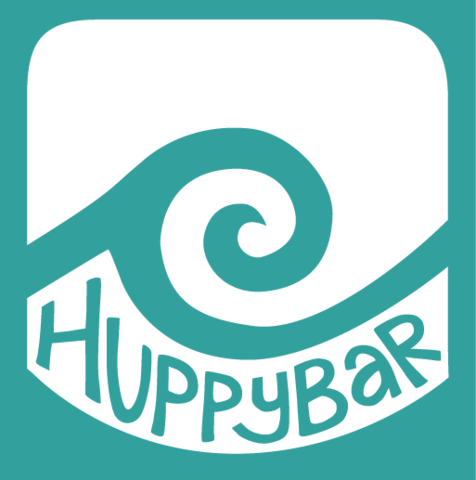 Huppy Bar logo