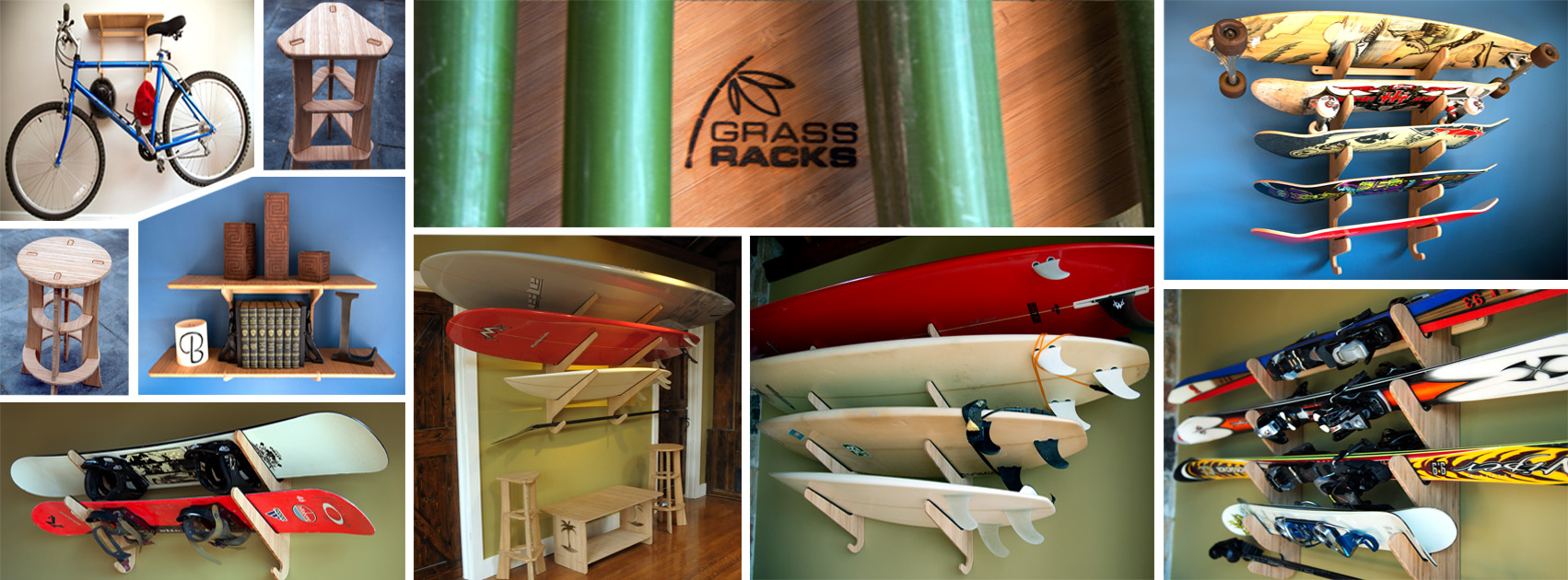 Grass Racks