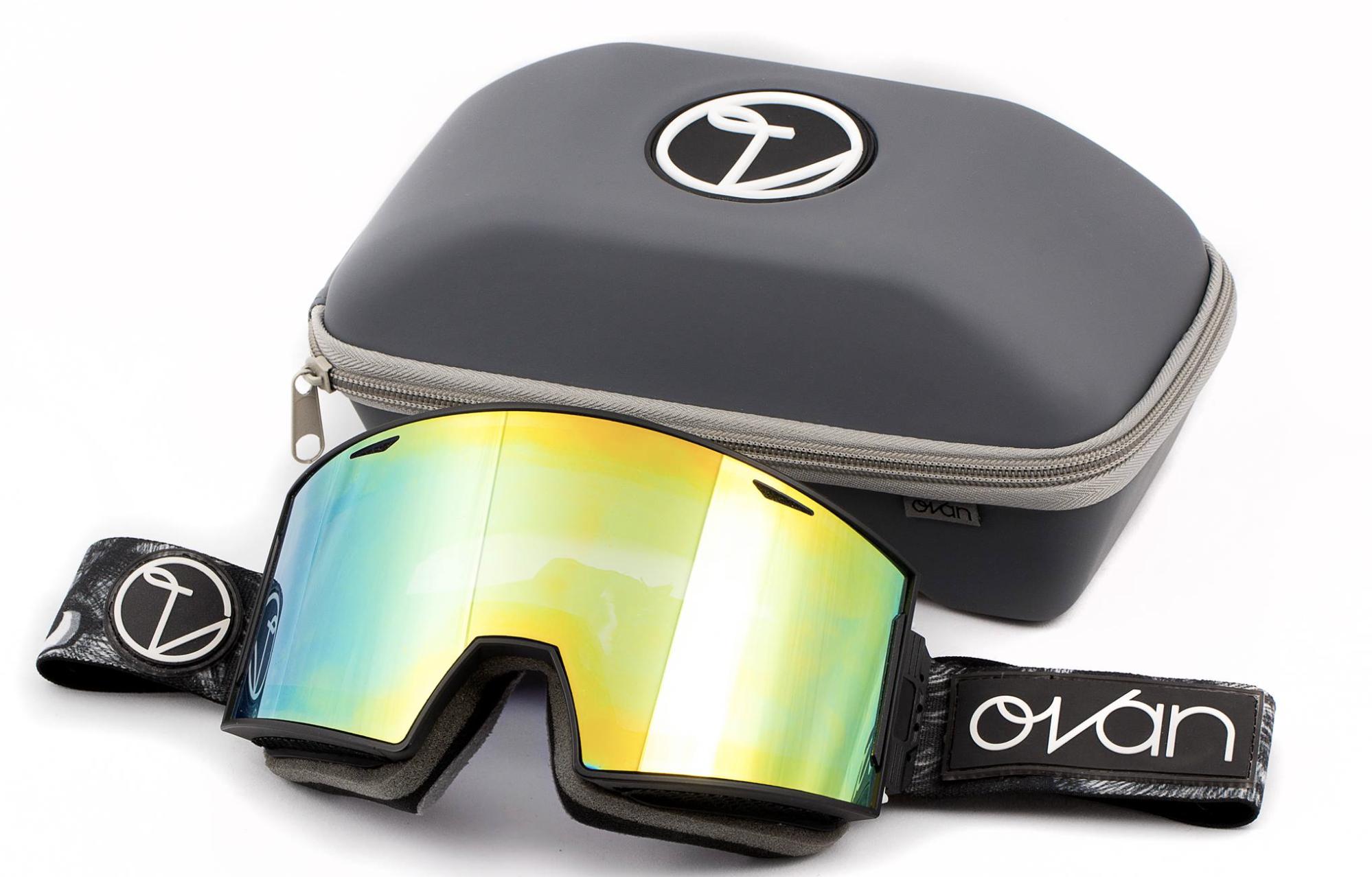 Ovan Ski and snowboard goggles