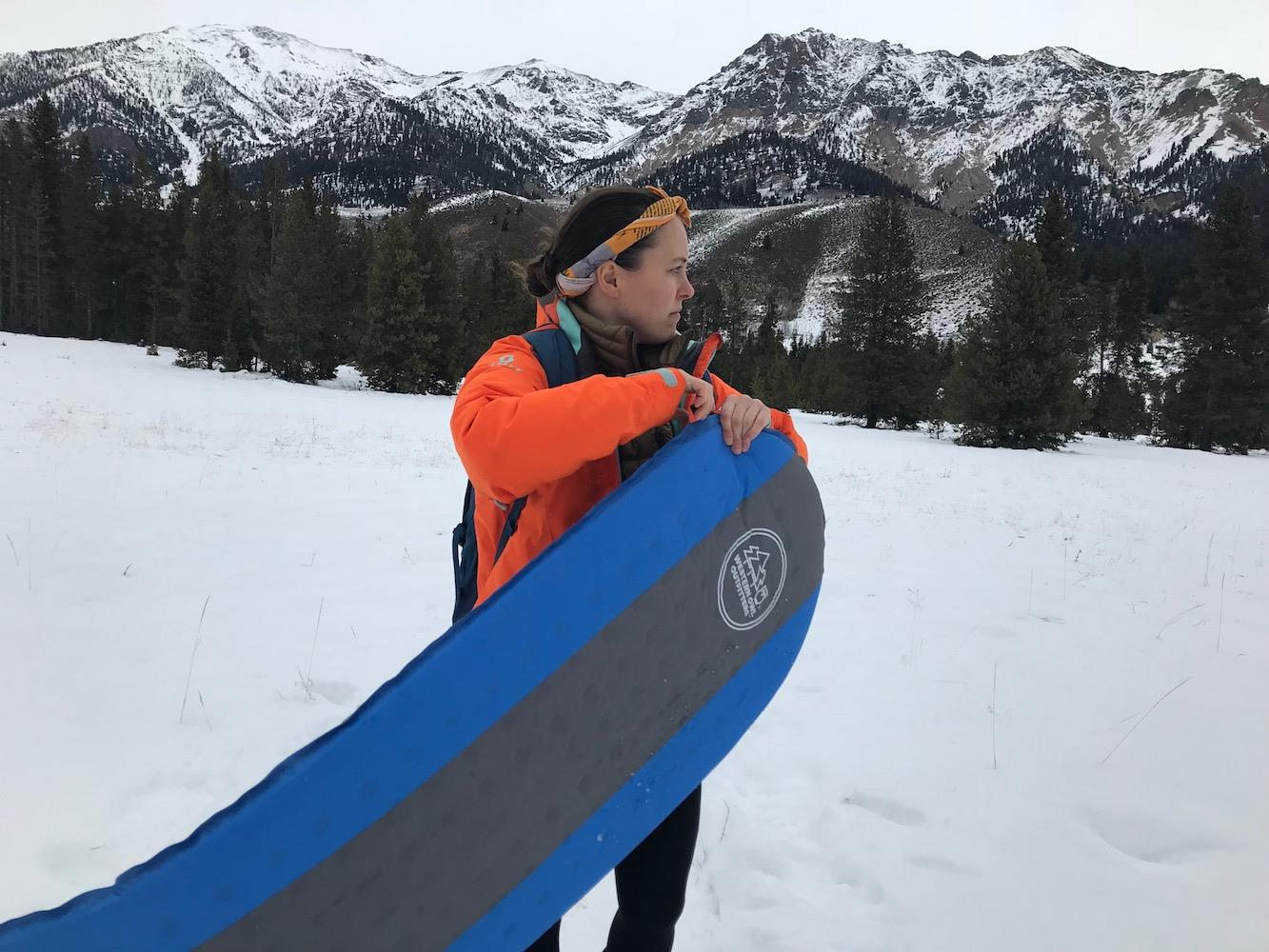 Western Owl Outfitters sleeping pad