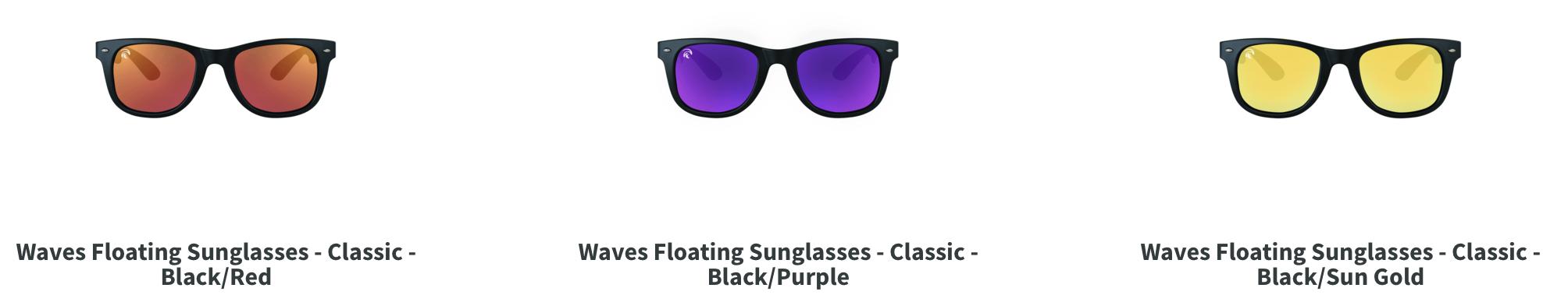Waves Gear Sunglasses