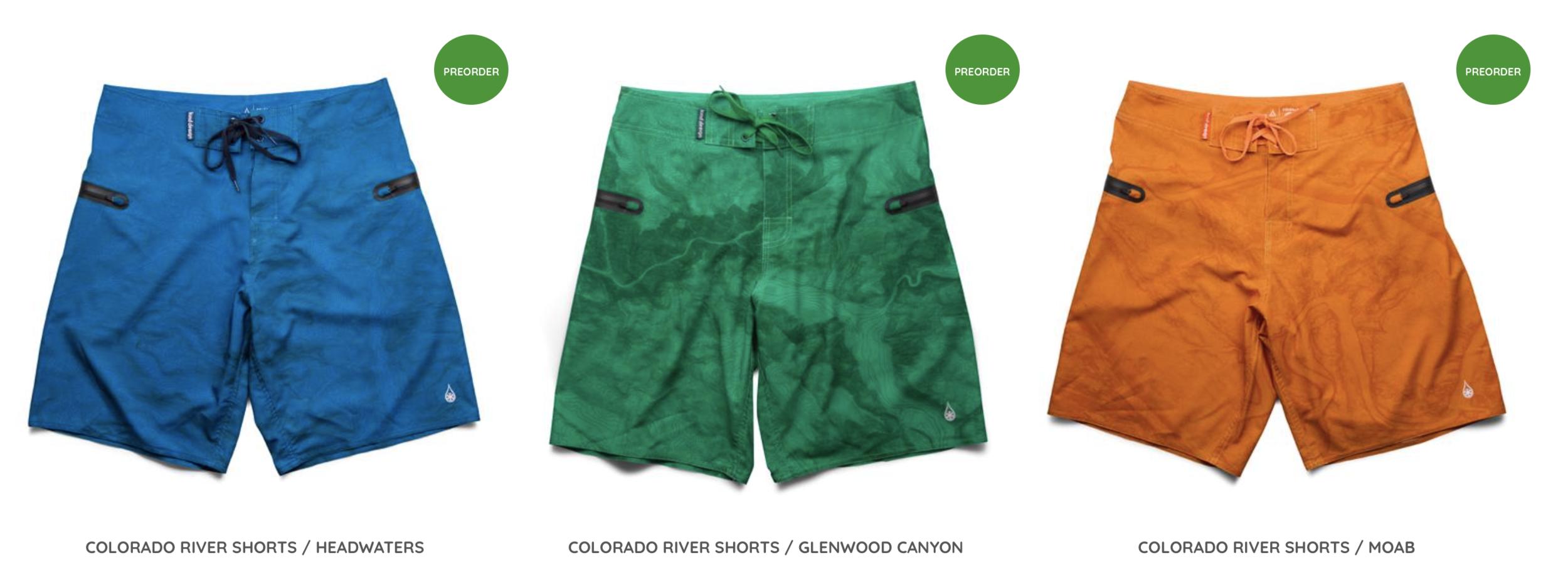 Kind Design River Shorts