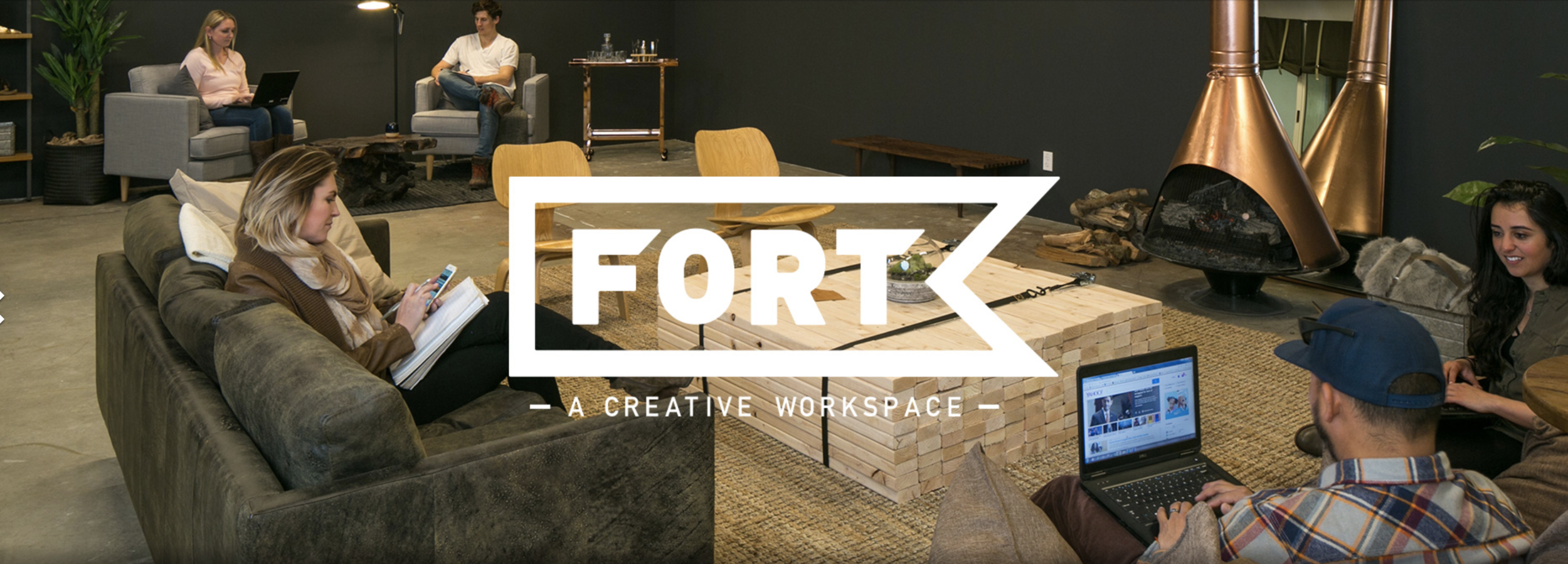Th Fort coworking space