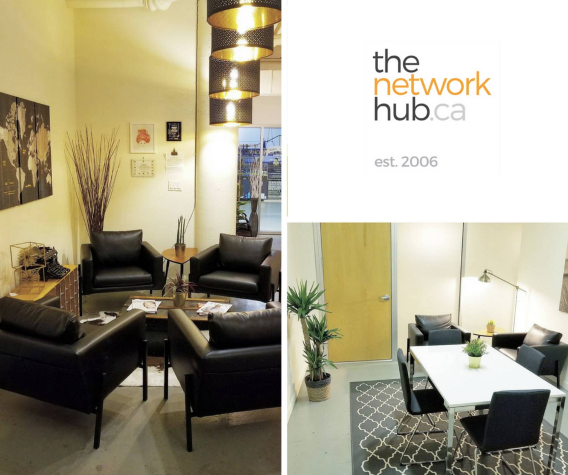 The Network Hub Coworking space