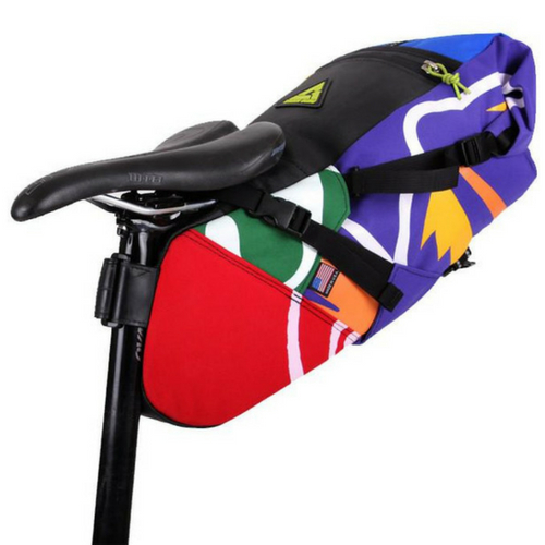 Green Guru HAULER SEAT BAG BIKE PACK